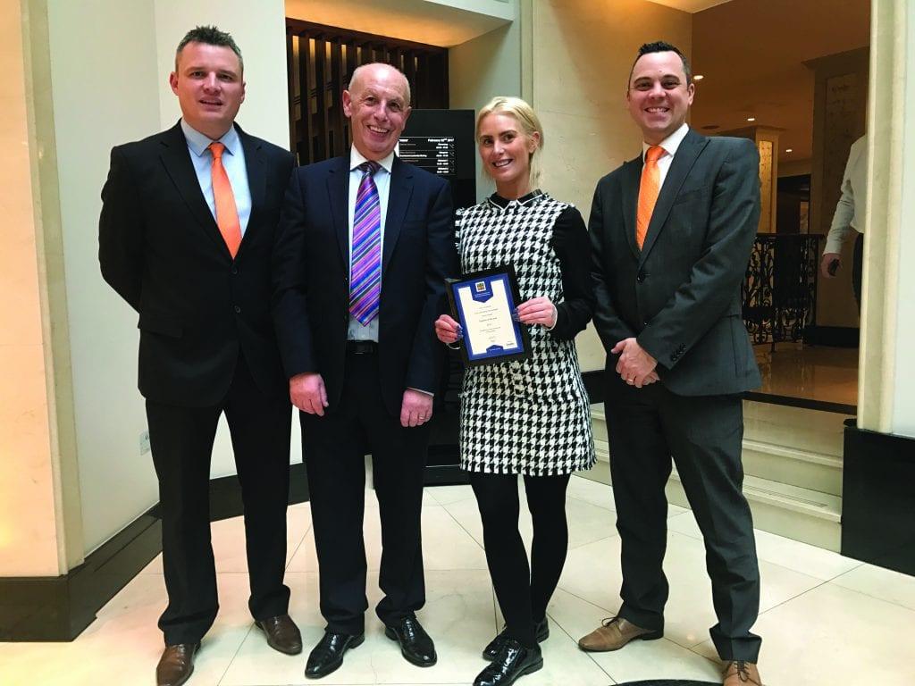 Vivid Wins BAPC Supplier of The Year Award